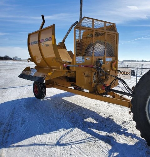 2015 Haybuster 2665 Bale Processor For Sale
