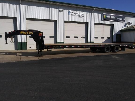 2020 Big Tex Trailers GNL32X102 Utility Trailer For Sale