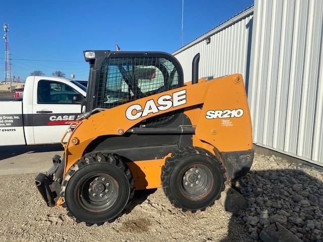 2019 Case SR210 Skid Steer For Sale