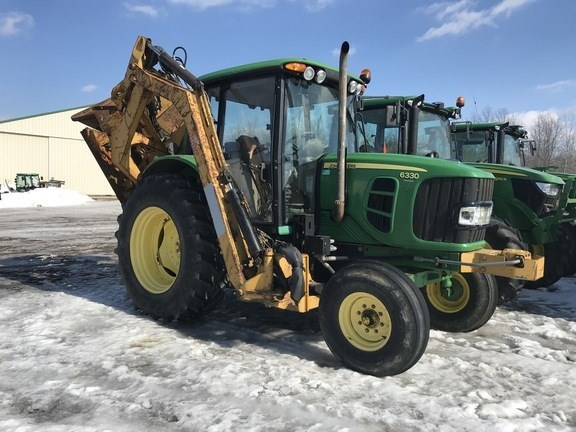 2008 John Deere 6330 Premium Tractor - Utility For Sale