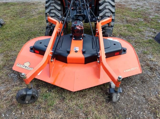 2015 Land Pride FDR2572 Finishing Mower For Sale