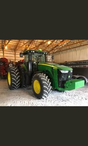2017 John Deere 8400R Tractor For Sale