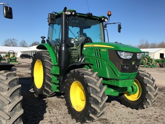 2018 John Deere 6110R Tractor - Utility For Sale