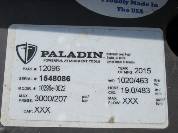 2015 Paladin 12096 Image 6