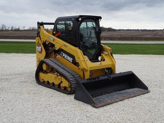 2019 Caterpillar 259D Skid Steer-Track For Sale