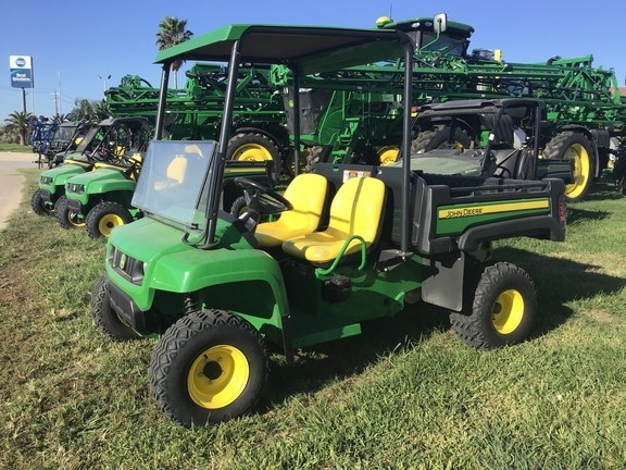 2018 John Deere TX 4X2 Utility Vehicle For Sale