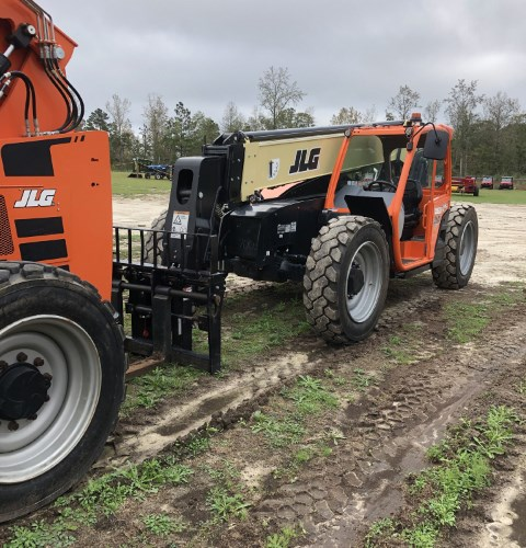 2019 JLG 742 Telehandler For Sale