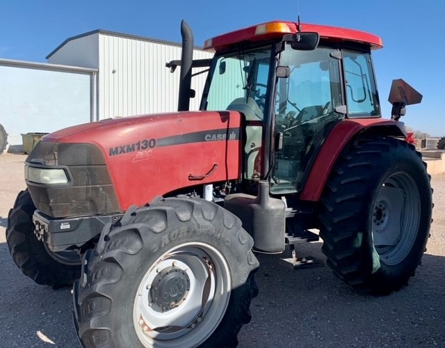 2006 Case IH MXM 130 Tractor For Sale