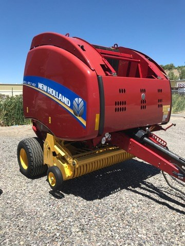 2016 New Holland RB460 Baler-Round For Sale