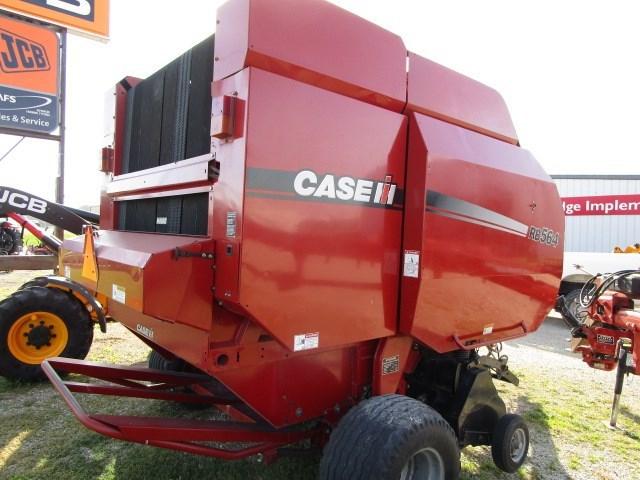 2009 Case IH RB564 Baler-Round For Sale