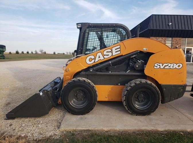 2018 Case SV280 Skid Steer For Sale