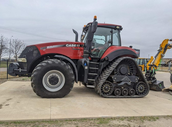 2015 Case IH Magnum 340 Rowtrac Tractor For Sale