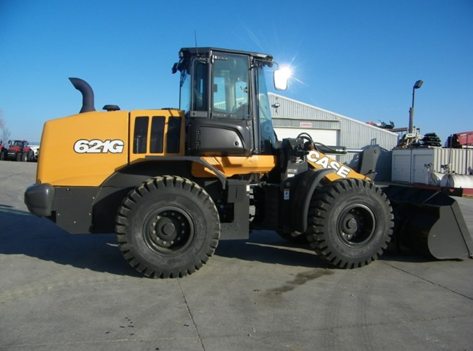 2020 Case 621G Wheel Loader For Sale