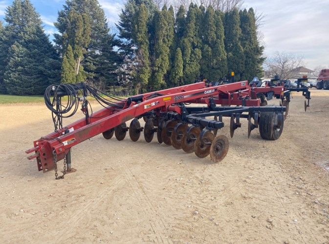 2007 Case IH Ecolo-Tiger 530C Rippers For Sale
