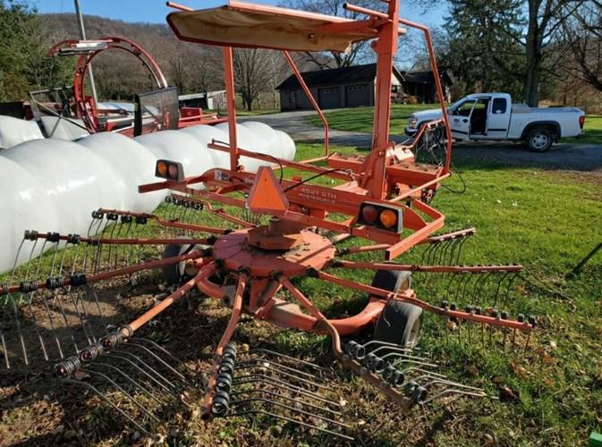 Kuhn GA 4521 GTH Hay Rake-Rotary For Sale