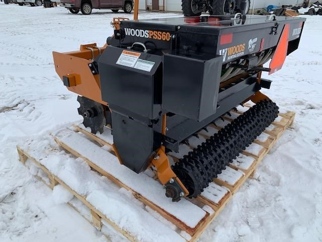2019 Woods PSS60 Seeder For Sale