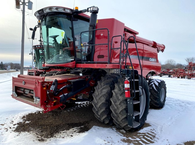 2018 Case IH 7240 Combine For Sale