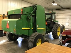 Baler-Round For Sale 2017 John Deere 569