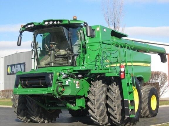 2020 John Deere S780 Combine For Sale