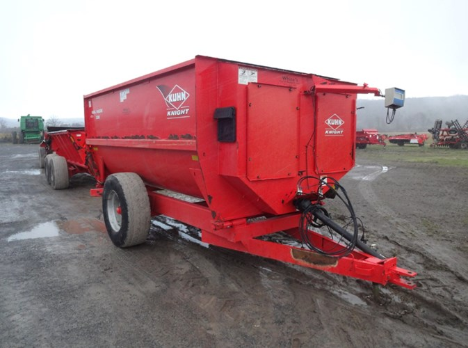 2015 Kuhn Knight 3130 TMR Mixer For Sale