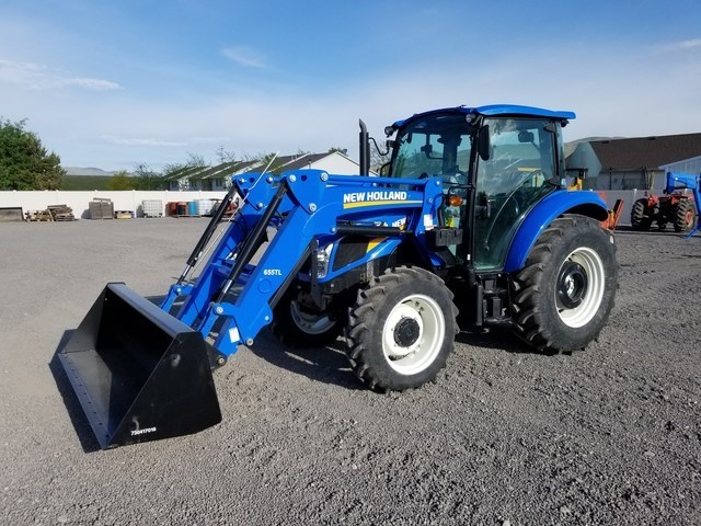 2020 New Holland POWERSTAR 75 Tractor For Sale