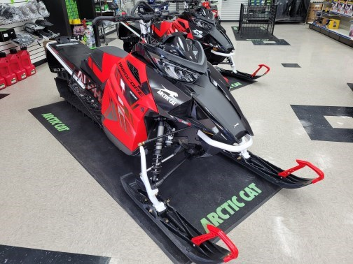 2021 Arctic Cat M8000 165 HDC A1 Utility Vehicle For Sale