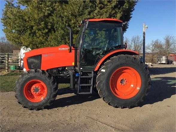 2020 Kubota M6-141 Tractor For Sale