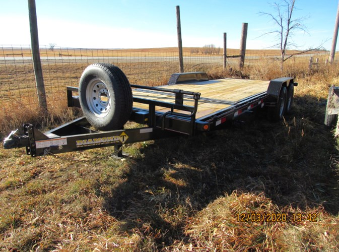 2021 Diamond T 8320SKP140-6 Specialty Trailer For Sale