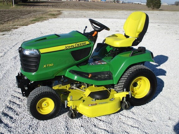 2015 John Deere X730 Riding Mower For Sale