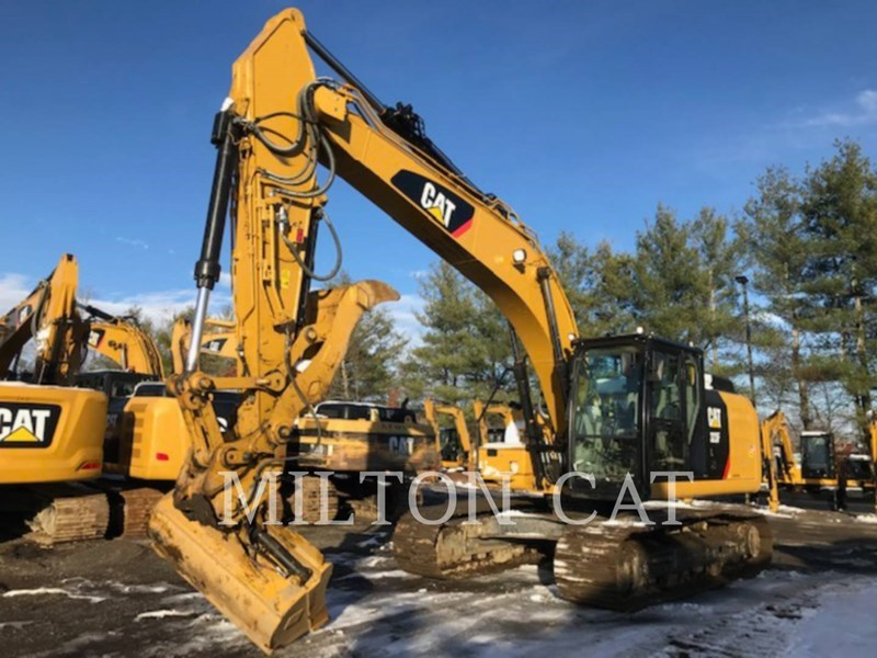 2017 Caterpillar 323F L Image 1