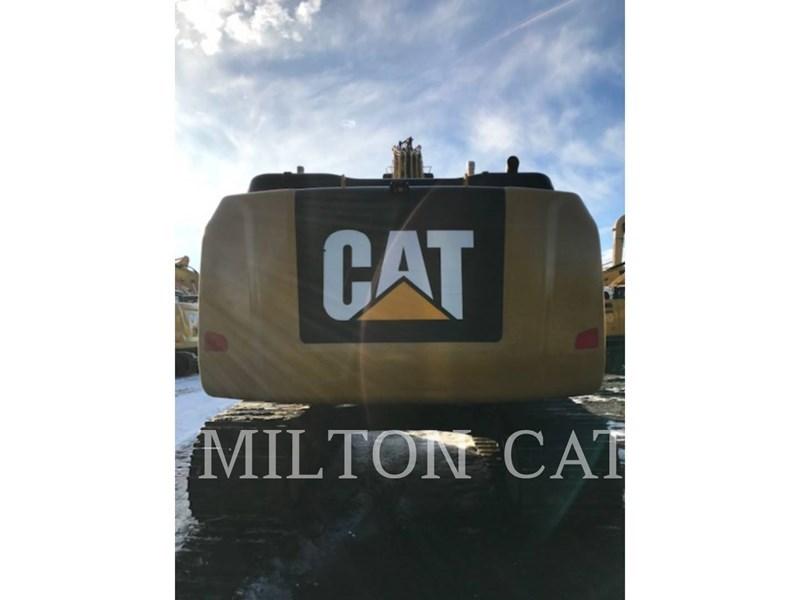 2017 Caterpillar 323F L Image 5
