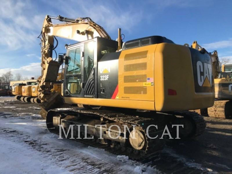 2017 Caterpillar 323F L Image 6