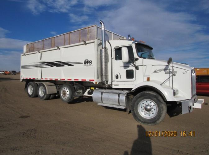 2007 Kenworth T800 Dump Truck For Sale