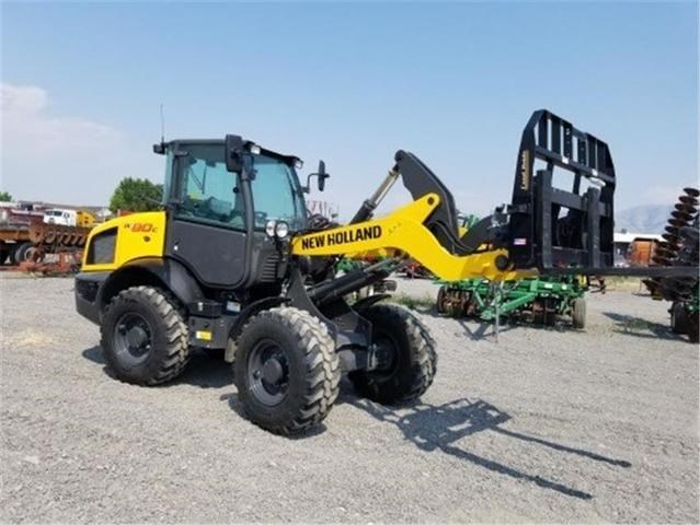 2020 New Holland W80C Skid Steer-Mini For Sale