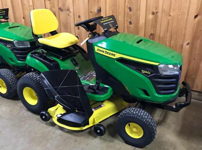 2020 John Deere S140 Riding Mower For Sale
