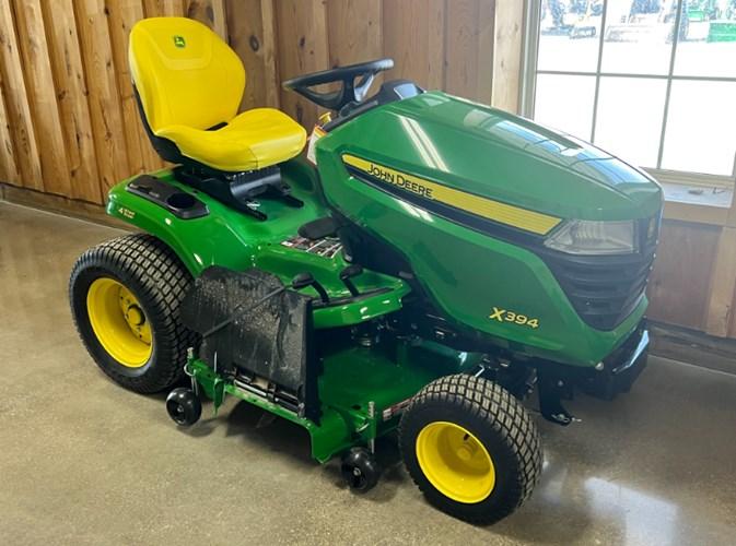 2020 John Deere X394 Riding Mower For Sale