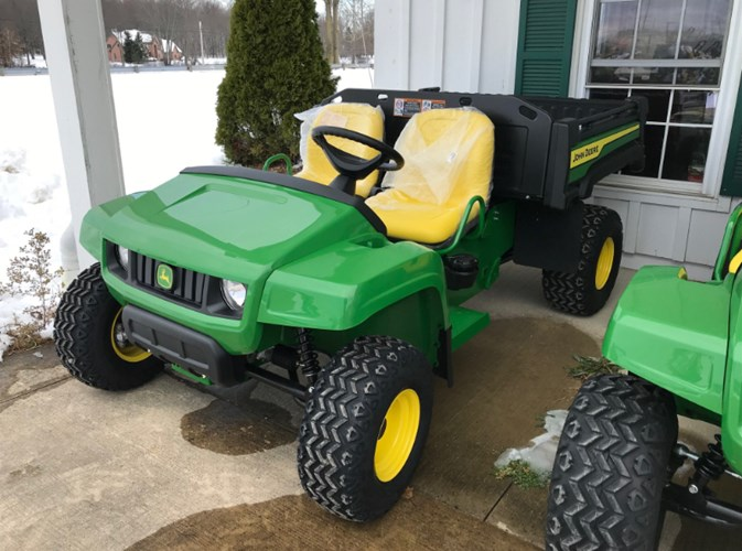 2021 John Deere TX 4X2 Utility Vehicle For Sale