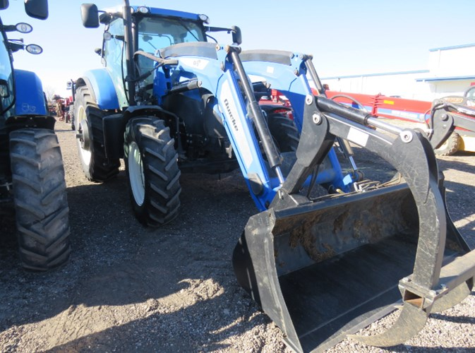 New Holland T7.210 Tractor For Sale