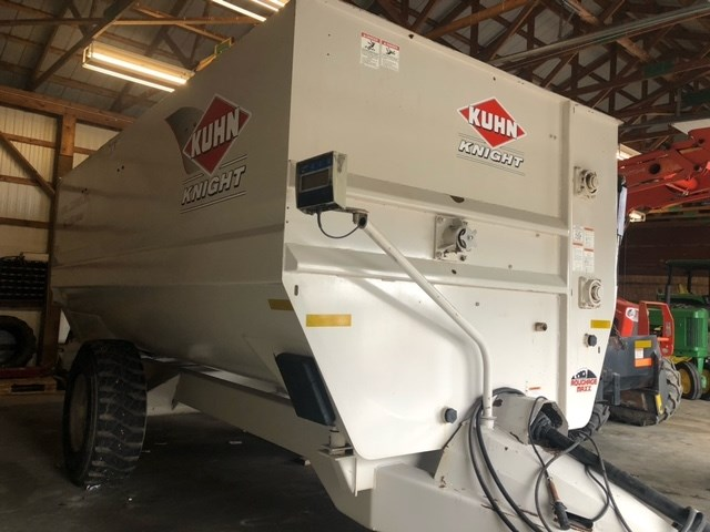 2013 Kuhn Knight RC260T TMR Mixer For Sale