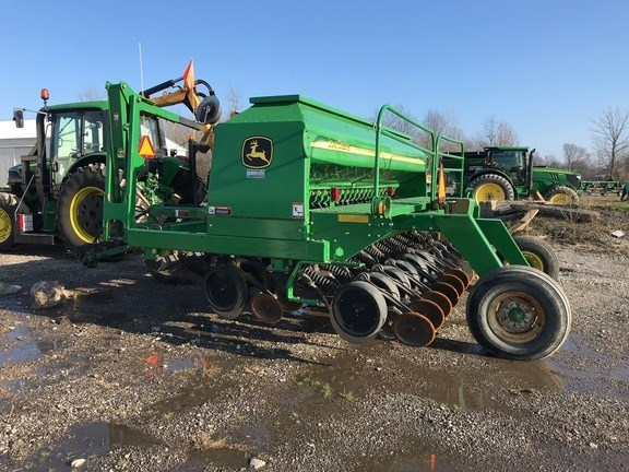 2007 John Deere 1590 Grain Drill For Sale
