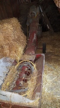Auger-Portable For Sale Sudenga 238H