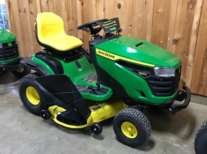 2020 John Deere S160 Riding Mower For Sale