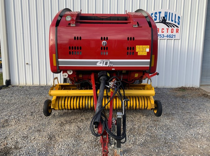 2015 New Holland Roll-belt 450 Baler-Round For Sale