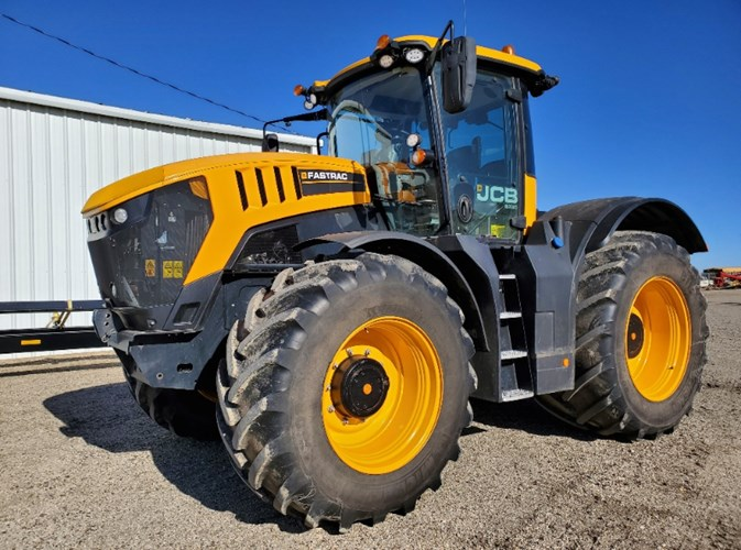 2018 JCB Fastrac 8330 Tractor For Sale