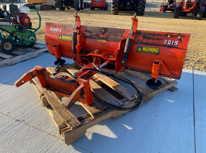 Kubota F-2019 Blade Front For Sale