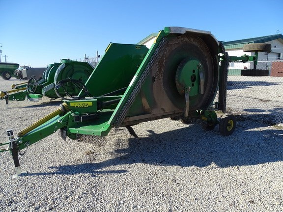 2018 John Deere HX15 Rotary Cutter For Sale