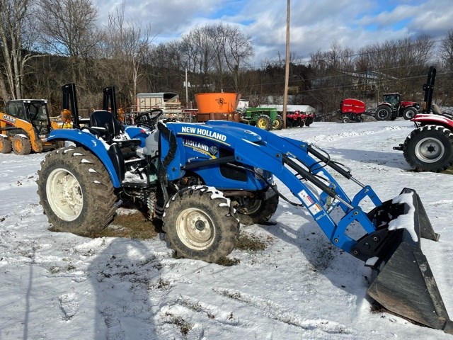2015 New Holland Boomer 41 Tractor - Compact Utility For Sale