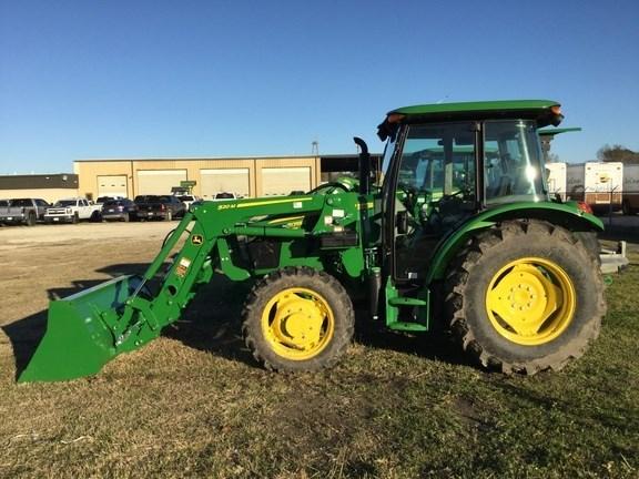 2020 John Deere 5055E Tractor - Utility For Sale