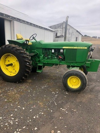 1970 John Deere 4020 Tractor - Row Crop For Sale