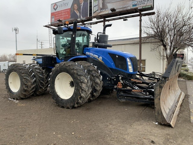 2014 New Holland T9.480 HD Tractor For Sale
